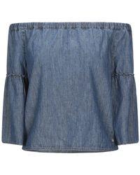 Roy Rogers Denim Shirt - Blue