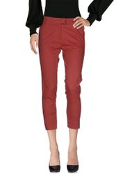 Eco - Casual Pants - Lyst