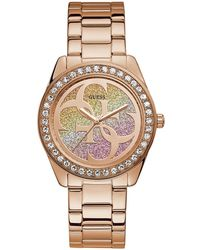 Guess Wrist Watch - Metallic