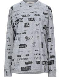 Ports 1961 - T-shirts - Lyst
