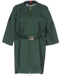 Geospirit Overcoat - Green
