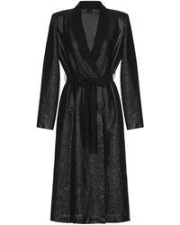 Pinko Midi Dress - Black