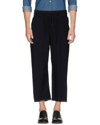 Cheap Monday Pantalones - Negro