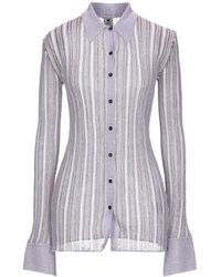 M Missoni Shirt - Purple