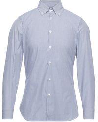 Michael Coal Shirt - Blue