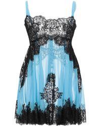 Dolce & Gabbana Nightdress - Blue