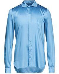 Rick Owens Shirt - Blue