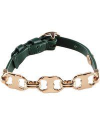 Tory Burch Armband - Grün