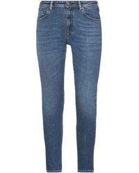 Acne Studios Pantaloni jeans - Blu