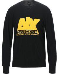 Armani Exchange Jumper - Black