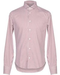 Brian Dales Hemd - Pink