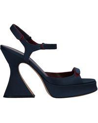 Sies Marjan Sandals - Blue