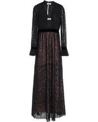 Manoush Vestido largo - Negro