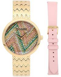 Missoni - Montre de poignet - Lyst