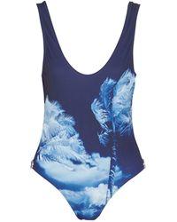 Orlebar Brown Badeanzug - Blau