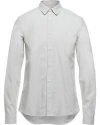 A.P.C. Camisa - Gris