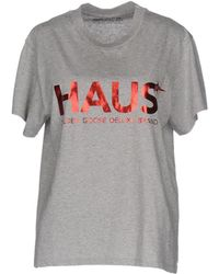 Haus By Golden Goose Deluxe Brand - T-shirts - Lyst