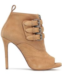 Tabitha Simmons Ankle Boots - Natural