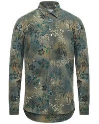 MASTRICAMICIAI Shirt - Green