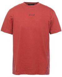 Exte T-shirt - Rosso