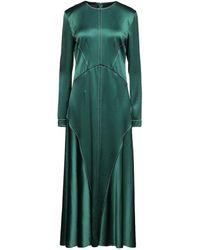 Cedric Charlier - Long Dress - Lyst