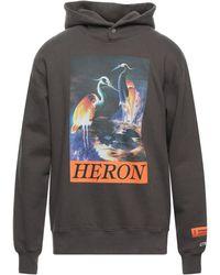 Heron Preston Sweat-shirt - Gris