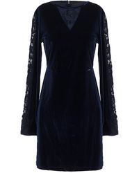 Guess Robe courte - Bleu