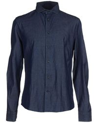 DRYKORN Denim Shirt - Blue