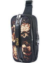 Dolce & Gabbana Bolso con bandolera - Negro