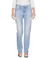 Blugirl Blumarine - Pantalon en jean - Lyst