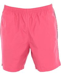 Lacoste Swimming Trunks - Pink