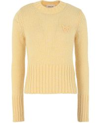 WOOD WOOD Pullover - Giallo