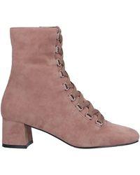 Bibi Lou Ankle Boots - Multicolour