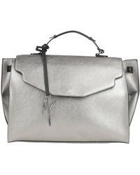 Manila Grace Handbag - Metallic