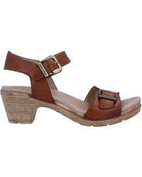 Dansko Sandals - Brown