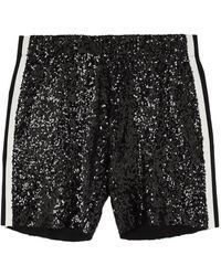 Norma Kamali Bermuda Shorts - Black