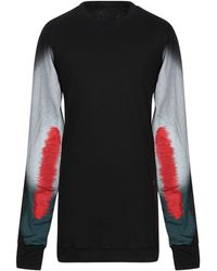Boris Bidjan Saberi 11 Sweatshirt - Black