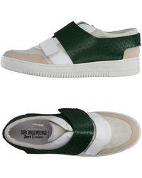 Dirk Bikkembergs Sneakers - Vert