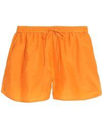 Diane von Furstenberg Beach Shorts And Pants - Orange
