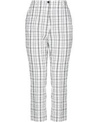 AALTO Pantalones - Blanco