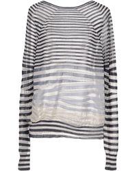 Giorgio Armani - Sweaters - Lyst