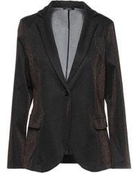Please Suit Jacket - Brown