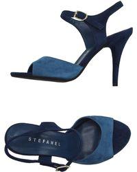 Stefanel - Sandals - Lyst