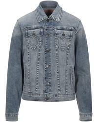 True Religion Denim Outerwear - Blue
