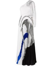 Zeus+Dione Long Dress - White