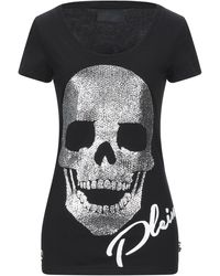 Philipp Plein T-shirt - Noir