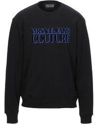 Versace Jeans Couture Felpa - Nero