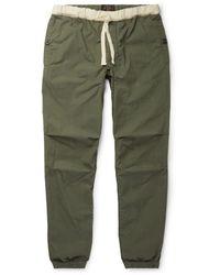 Beams Plus Pantalon - Vert