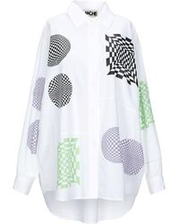 Hache Shirt - White