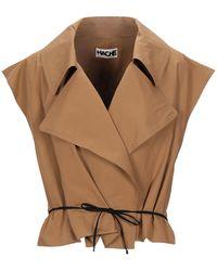 Hache Suit Jacket - Brown